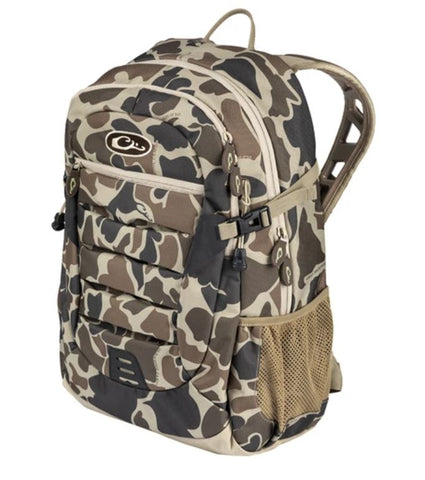 Daypack | Old School Camo