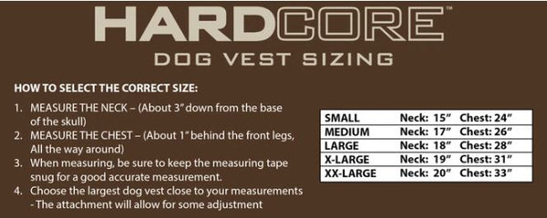 Field Dog Neo Vest