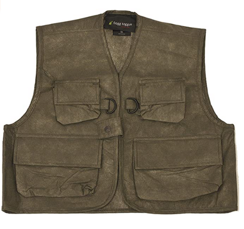 The Classic Cascades Youth Fishing Vest