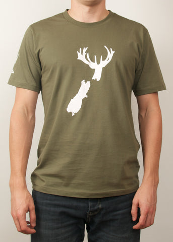 Wild Habit | Deer NZ T-Shirt