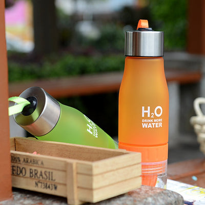 Eco-Friendly Infusion Water Bottle