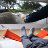 The Ultimate Foot Rest Hammock
