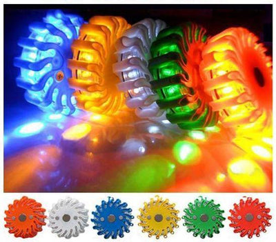SuperBright™ Magnetic LED Multi-Use Emergency Flashing Light