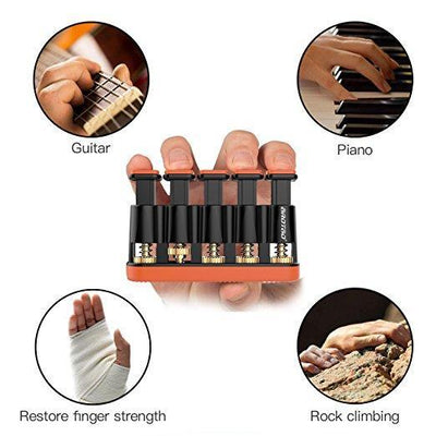 Copper Core Finger Grip Trainer