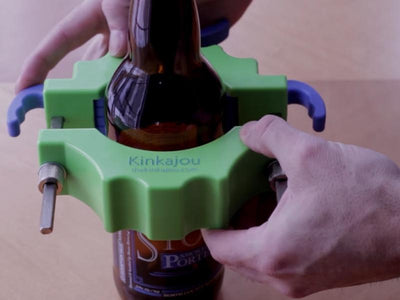 The Ultimate Portable Bottle Cutting Kit