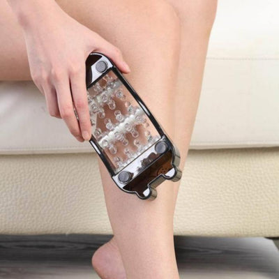 Mini Portable Foot Massage Roller & Acupoint Massager
