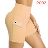 Agelyca™ High Waist Push Up Fitness Shorts (Style X081-P096)