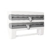 Multifunction Film Storage Rack Cutter for Kitchen (Nail Free)