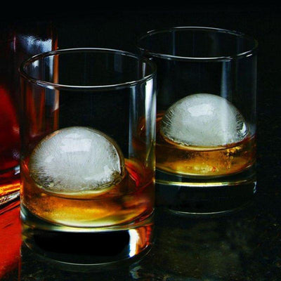 Old-Fashioned Ice Sphere Mold