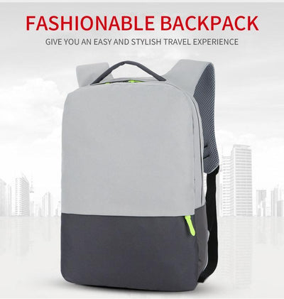ULTRA LIGHT LAPTOP & TRAVEL WATERPROOF & ANTI-SCRATCH BACKPACK