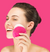Facial Cleansing Silicone Brush