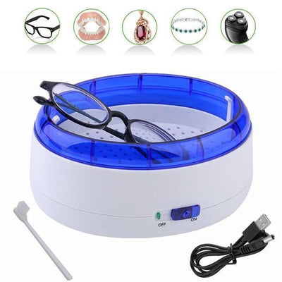 High Quality Portable Mini Ultrasonic Wave Cleaning Machine