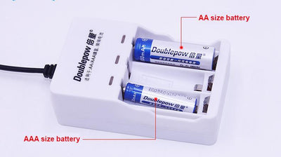 USB Rechargeable Battery (Doublepow)