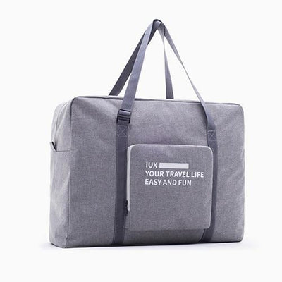 OXFORD PACKABLE DUFFEL BAG