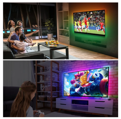Ambilight™ TV & PC Backlight LED with Smart Color-Matching System
