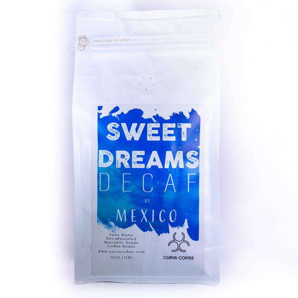 Sweet Dreams Decaf Coffee Beans