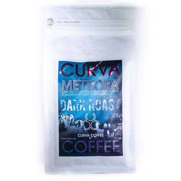 Meteora Dark Coffee Beans