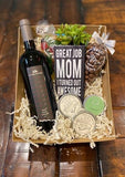 Mother's Day Basket | Red Wine Package