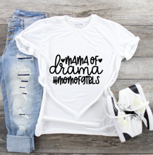 Load image into Gallery viewer, Funny Mom T-Shirts - Drama Mama