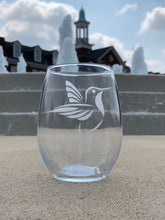 Load image into Gallery viewer, CUSTOM ETCHED PILSNER GLASS DRINK WARE - GIFTS