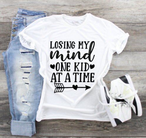 Funny Mom T-Shirts - Lose My Mind 2