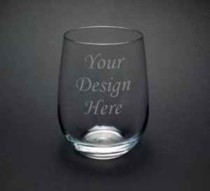CUSTOM ETCHED SHOT GLASS DRINK WARE - GIFTS