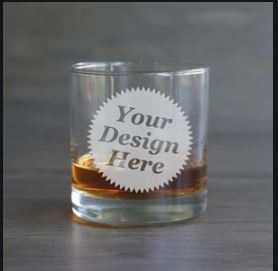 CUSTOM ETCHED PINT BEER GLASS DRINK WARE - GIFTS