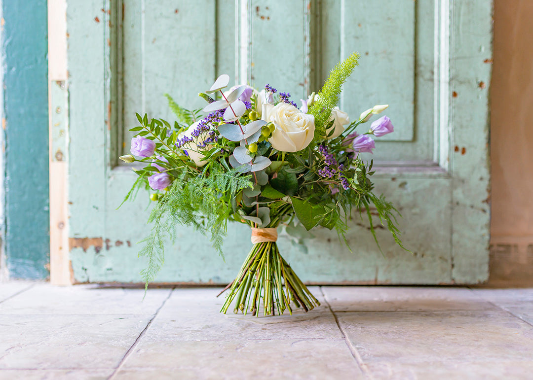 Independent West End Glasgow florist providing fresh, seasonal and natural flowers | floral design and styling |