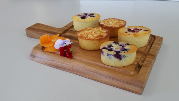 Friands Platter Sm (gf) Launch Event Melbourne Weddings