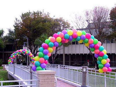 Classic Balloon Arch (Eco-Friendly) Launch Event Melbourne Weddings