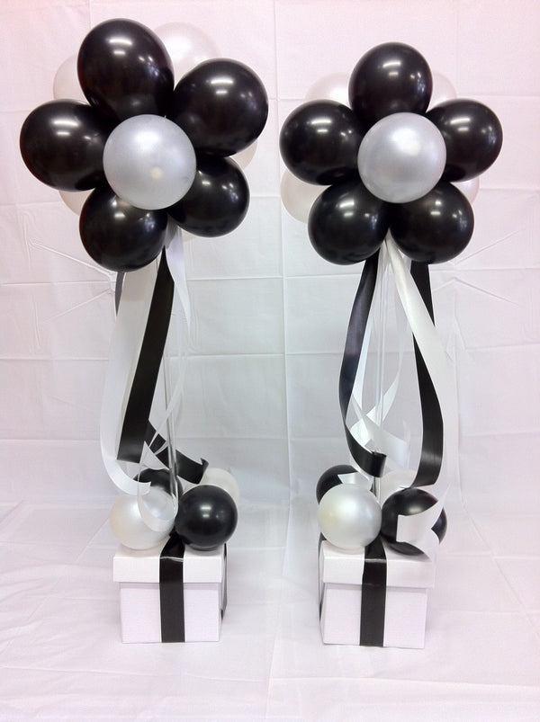Balloon Topiaries - Small Table Centrepiece Launch Event Melbourne Weddings