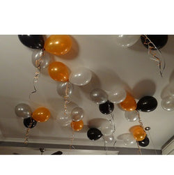 Trios - 3-Balloon Helium Ceiling Designs Launch Event Melbourne Weddings