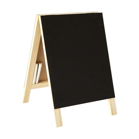 Table A Frame Chalkboard - Hire Launch Event Melbourne Weddings