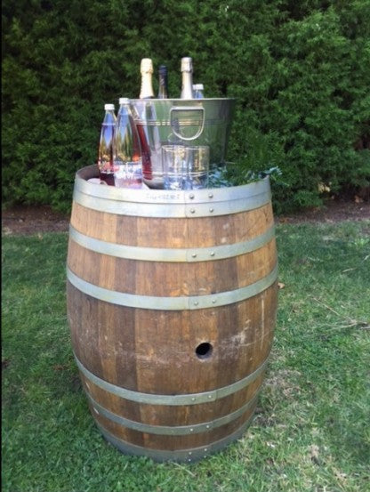 Wine Barrel Hire Launch Event Melbourne Weddings