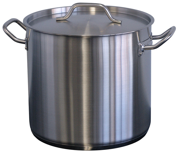 Forje 36L 18/10 Stainless Steel Professional Stock Pot Launch Event Melbourne Weddings