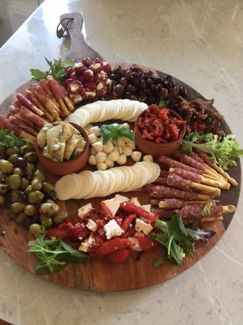 Antipasto Platter (lg) Launch Event Melbourne Weddings