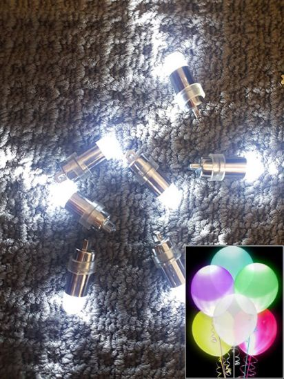 LED Balloon Lights Launch Event Melbourne Weddings