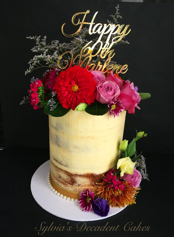 Custom Cake Launch Event Melbourne Weddings