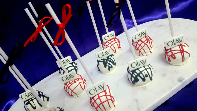 Custom Cake Pops Launch Event Melbourne Weddings