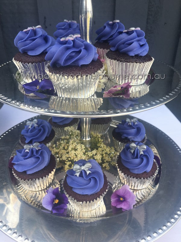 Custom Design Cupcakes Launch Event Melbourne Weddings