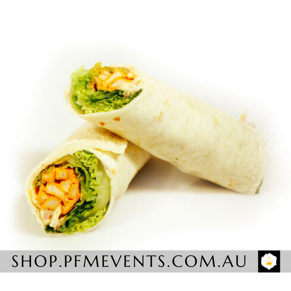 Vegan Pita Wrap Launch Event Melbourne Weddings