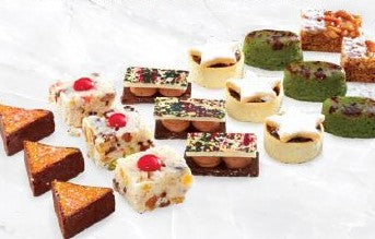 Christmas Mini Petit Fours Platter Launch Event Melbourne Weddings