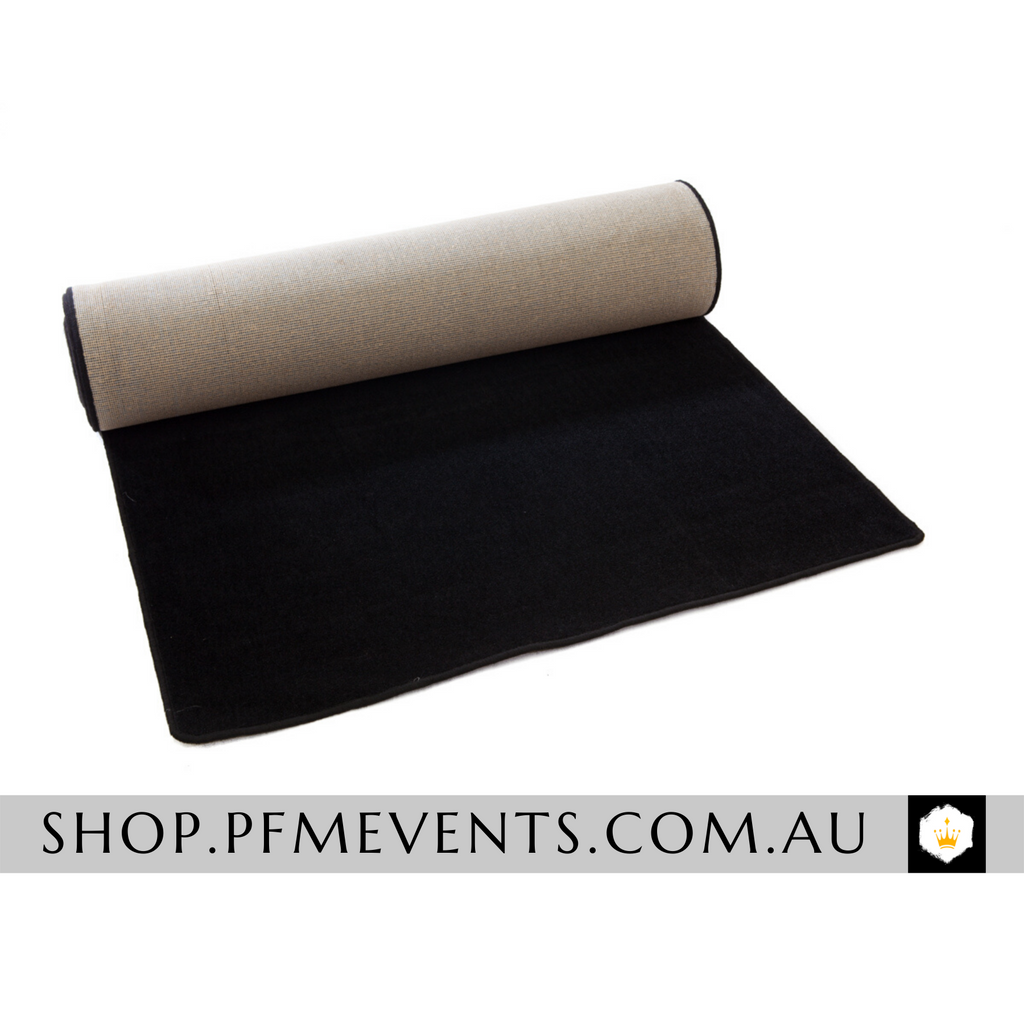 Black Carpet - Hire