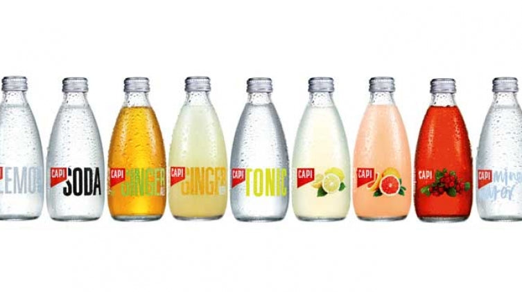 Capi Carbonated Beverages - 250ml