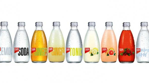 Capi Carbonated Beverages - 250ml Launch Event Melbourne Weddings