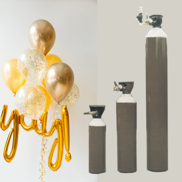 Helium Balloon Tank  - Hire Launch Event Melbourne Weddings