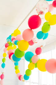 Latex Balloon Garland Launch Event Melbourne Weddings