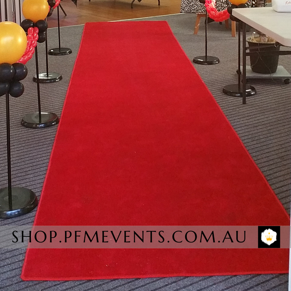 Red Carpet - Hire Launch Event Melbourne Weddings