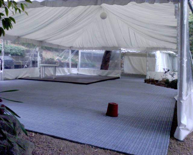 Flooring Hire Launch Event Melbourne Weddings