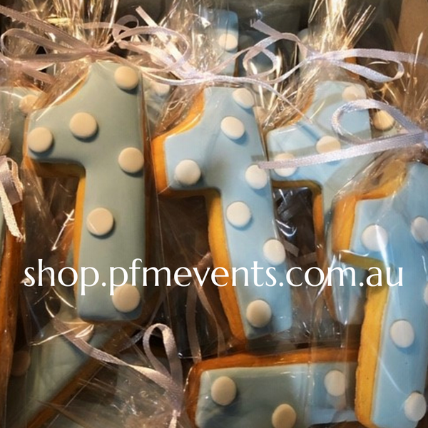 Custom Biscuit Gift Bomboniere (Lge) Launch Event Melbourne Weddings